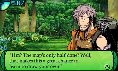 Etrian Odyssey IV: Legends of the Titan Chat