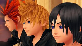 Kingdom Hearts HD 1.5 Remix Screenshot from Shacknews