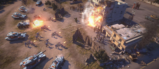 Command & Conquer News