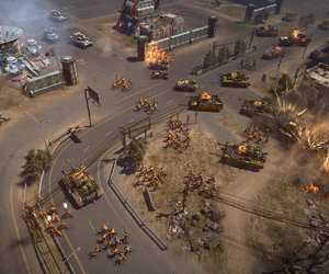 Command & Conquer Chat