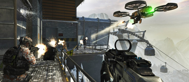 Call of Duty: Black Ops II Revolution News
