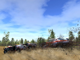 FlatOut Screenshot from Shacknews