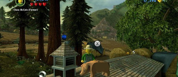 LEGO City Undercover News