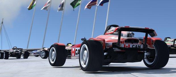 TrackMania 2 Stadium News