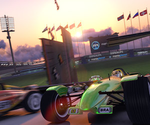 TrackMania 2 Stadium Chat