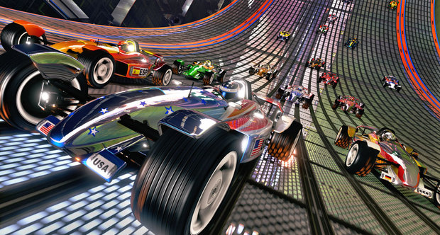 Trackmania2 Stadium announcement screenshots