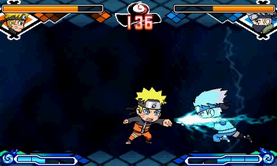 Naruto Powerful Shippuden Files