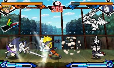 Naruto Powerful Shippuden Chat