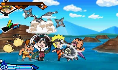 Naruto Powerful Shippuden Screenshots