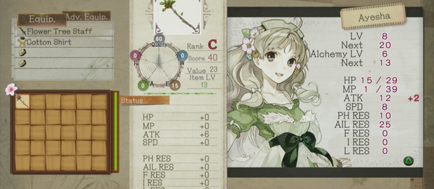 Atelier Ayesha: The Alchemist of Dusk News