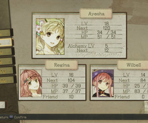 Atelier Ayesha: The Alchemist of Dusk Screenshots