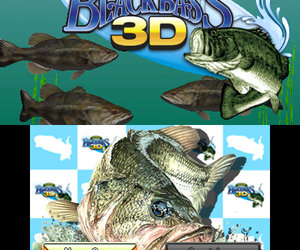 Super Black Bass 3D Videos