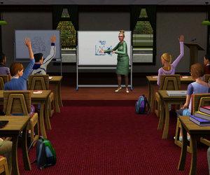 The Sims 3 University Life Screenshots