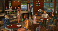 The Sims 3 University Life announcement screenshots