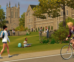 The Sims 3 University Life Files