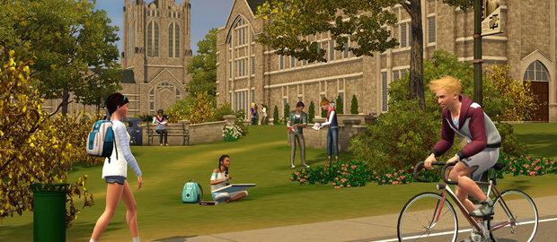 The Sims 3 University Life News