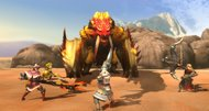 Monster Hunter 3 Ultimate getting cross-region play