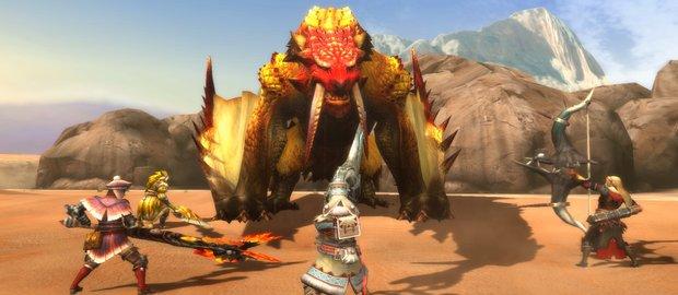 Monster Hunter 3 Ultimate News