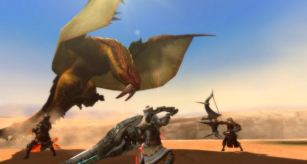 Monster Hunter 3 Ultimate Wii U February 14 screenshots