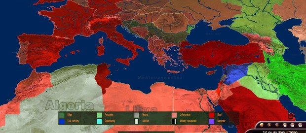Masters of the World: Geopolitical Simulator 3 News