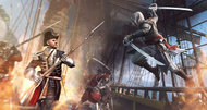 This is what Assassin's Creed 4 looks like on PS4