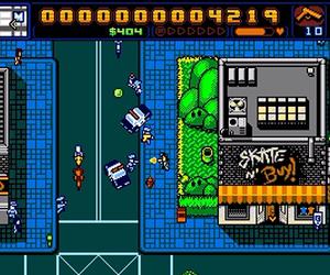 Retro City Rampage Chat