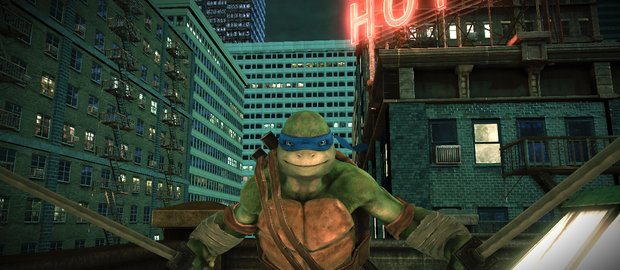 Teenage Mutant Ninja Turtles: Out of the Shadows News