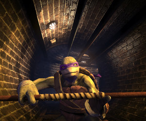 Teenage Mutant Ninja Turtles: Out of the Shadows Files