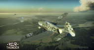 War Thunder bringing free-to-play WW2 MMO dogfighting to PlayStation 4