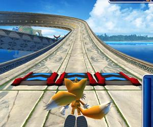 Sonic Dash Chat