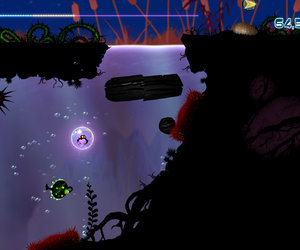 Alien Spidy Screenshots
