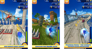 Sonic Dash released on App Store