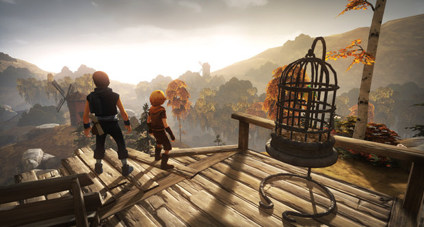 Brothers - A Tale of Two Sons screenshots