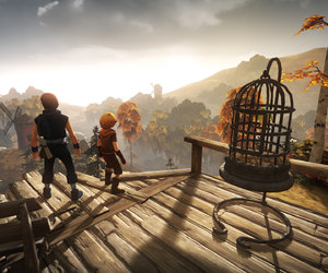 Brothers: A Tale of Two Sons Files