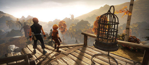 Brothers: A Tale of Two Sons News