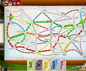 Ticket to Ride Videos
