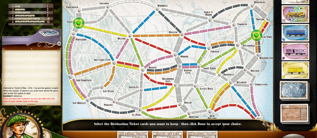 Ticket to Ride News