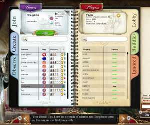 Ticket to Ride Chat