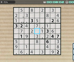Puzzle by Nikoli V: Sudoku Screenshots