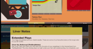 Sound Shapes expands with six free albums, two paid cars