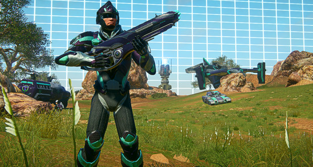 Planetside 2 update screenshots