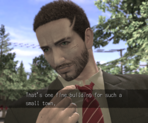 Deadly Premonition Files
