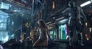 'Rebuilding' the future in Cyberpunk 2077