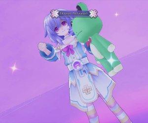 Hyperdimension Neptunia Victory Files