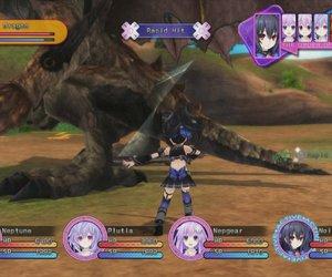 Hyperdimension Neptunia Victory Chat