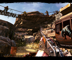 Call of Juarez Gunslinger Screenshots