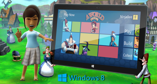 World of Keflings Windows 8