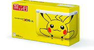 Pikachu 3DS XL coming March 24th
