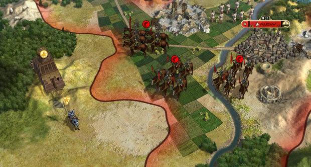 Sid Meier's Civilization V: Brave New World announcement screenshot
