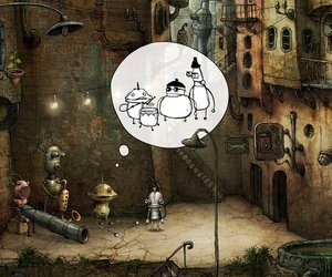 Machinarium Videos